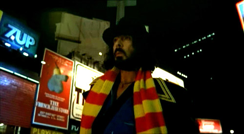Immer topmodisch: Tony Marroni in New York