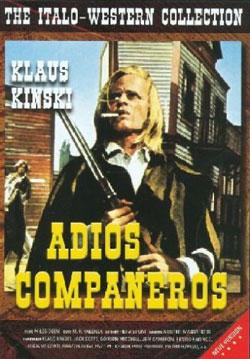 Klaus Kinski Adios Companeros
