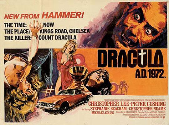 Dracula jagt Minimädchen Rezension