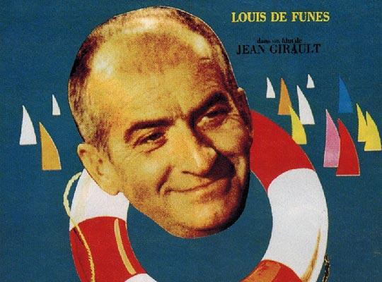 Louis de Funes - Balduin, der Ferienschreck