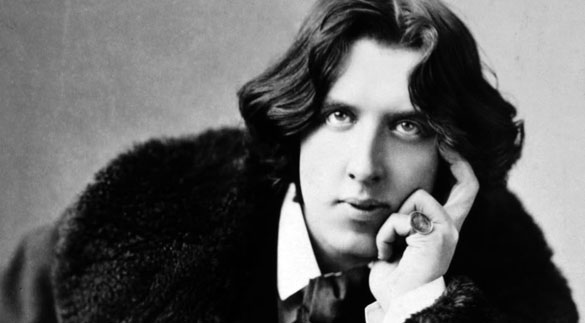 Oscar Fingal O' Flahertie Wills Wilde (* 16.10.1854, † 30.11.1900)