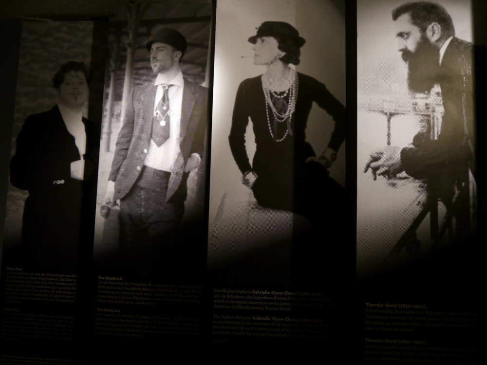 Dandys - Schwules Museum Berlin