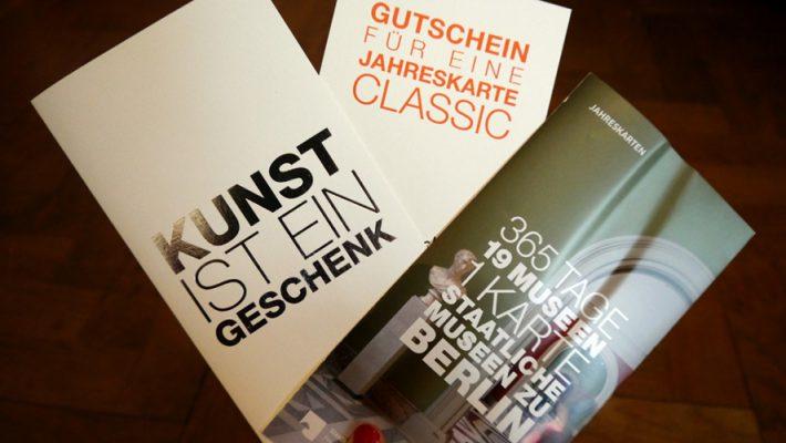 Jahreskarte Staatliche Museen Berlin