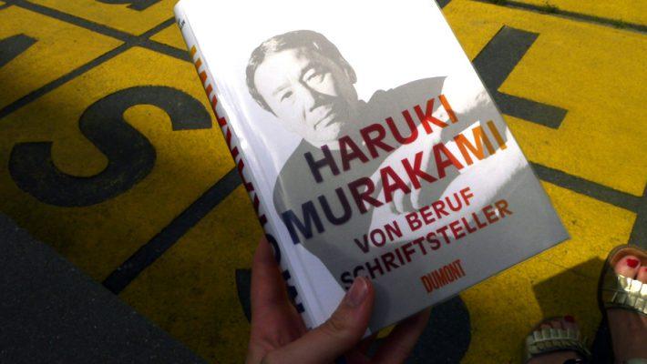 Haruki Murakami - Von Beruf Schriftsteller