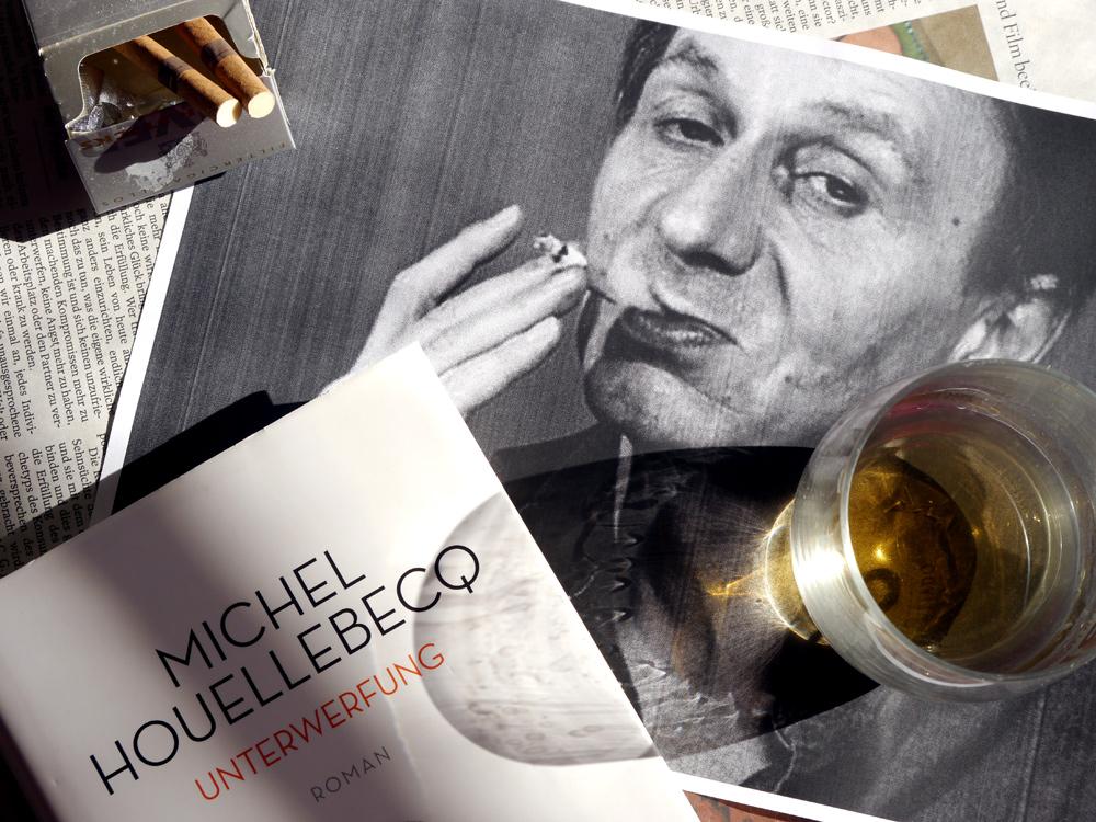 Frankreichs Skandal-Intellektueller: Michel Houellebecq