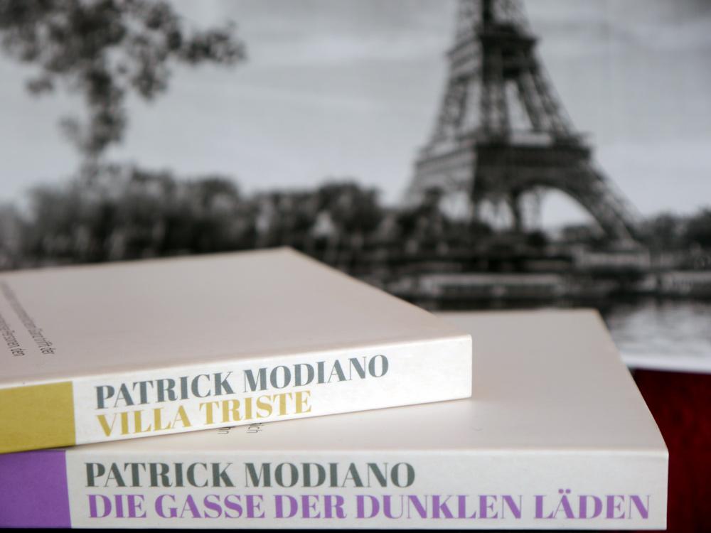 Erhielt 2014 den Nobelpreis für Literatur: Patrick Modiano