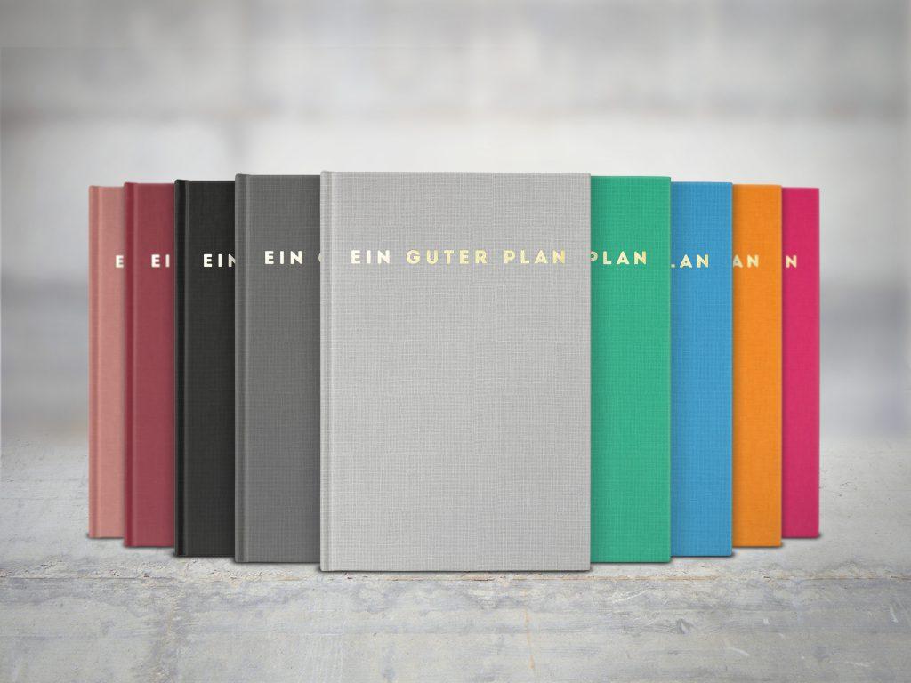 Der Klassiker unter den Buch-Geschenkideen: Ein Planer für's neue Jahr