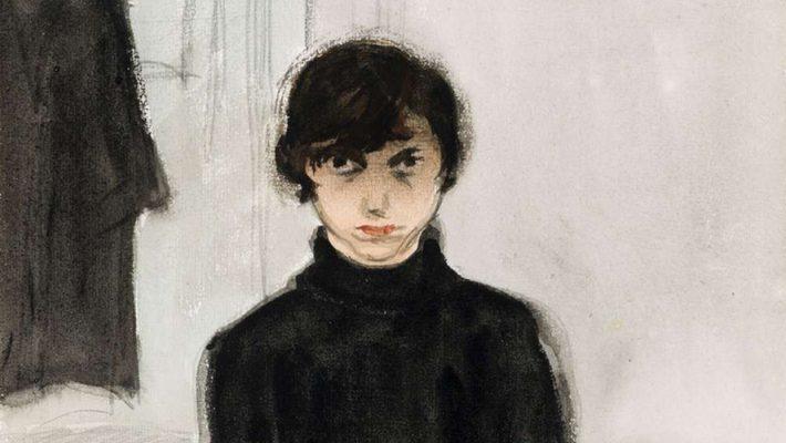 Jeanne Mammen, o. T. (Selbstbildnis), o. D. (um 1926), Förderverein der Jeanne-Mammen-Stiftung e.V., © VG Bild-Kunst, Bonn 2017, Repro: © Mathias Schormann