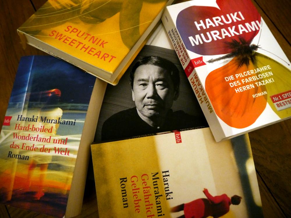 Gute japanische Literatur: Haruki Murakami