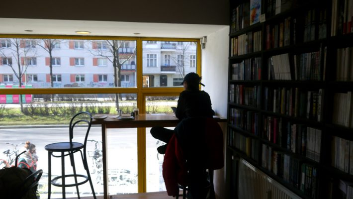 Books and Bagels Berlin