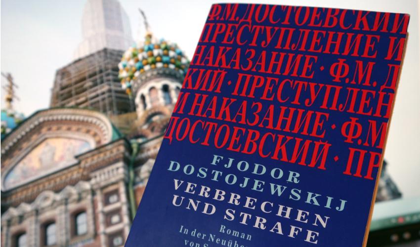 Fjodor Dostojewski - Verbrechen und Strafe