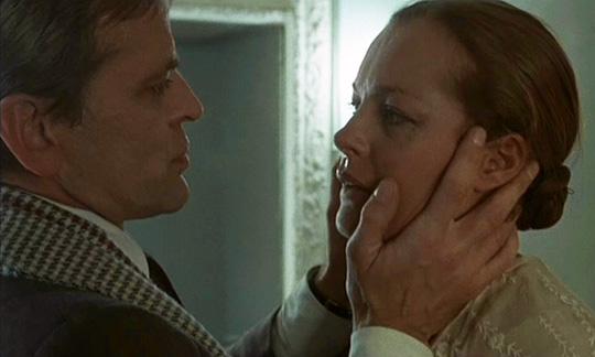Nachtblende mit Klaus Kinski und Romy Schneider