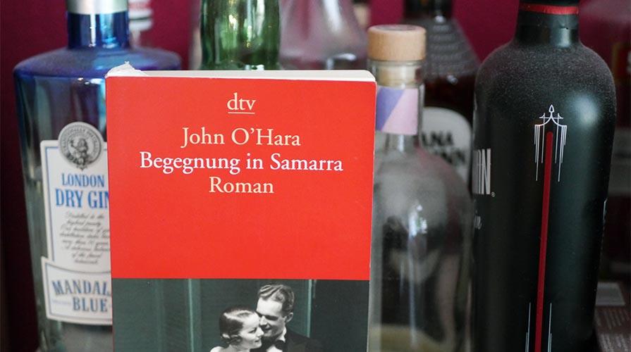 """John O'Haras """"Begegnung in Samarra"""""""