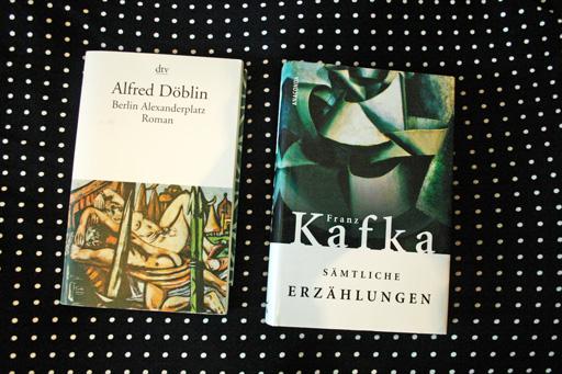 Döblin und Kafka