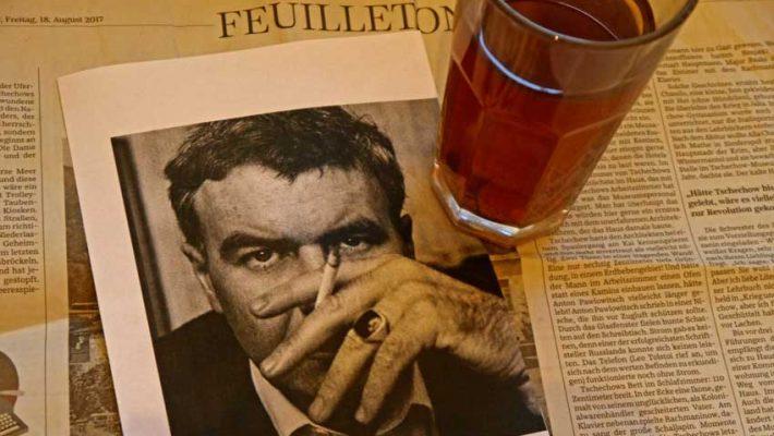Raymond Carver machte sich in den 1970er und 80er Jahren in der amerikanischen Literaturwelt vor allem durch seine Kurzgeschichten einen Namen. (Foto: Sommerdiebe.de)