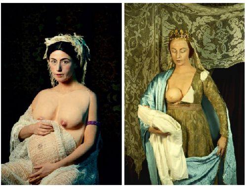Cindy Sherman: History Portraits