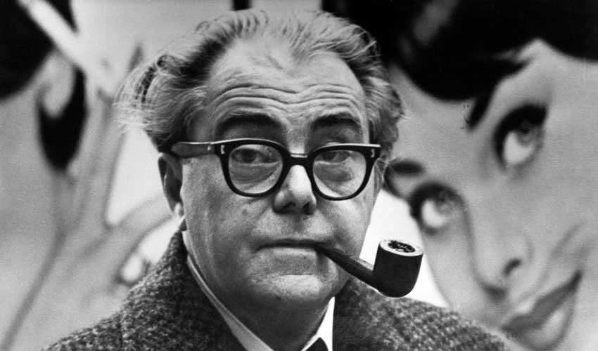 Max Frisch zählt zu den berühmtesten Schweizer Autoren.