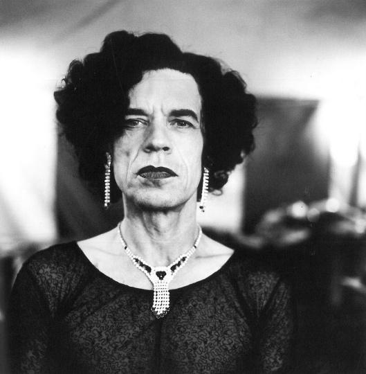 Mick Jagger (Ⓒ Anton Corbijn)