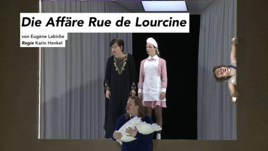 Die Affäre Rue de Lourcine