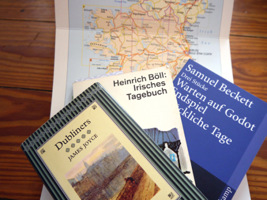 Literatur aus Irland
