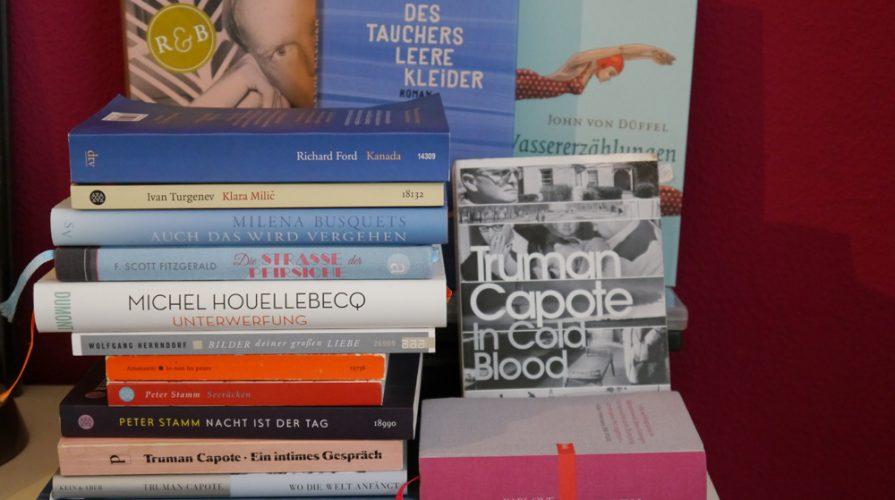 Alle Bücher 2016
