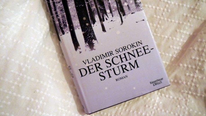 Vladimir Sorokin - Der Schneesturm