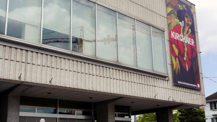 Grossstadtrausch / Naturidyll: Kirchner im Kunsthaus Zürich