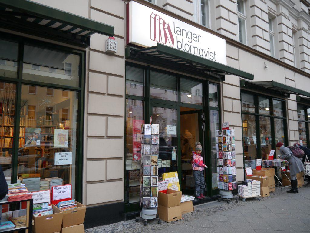 Langer Blomqvist in Berlin-CharlottenburgLanger Blomqvist in Berlin-Charlottenburg