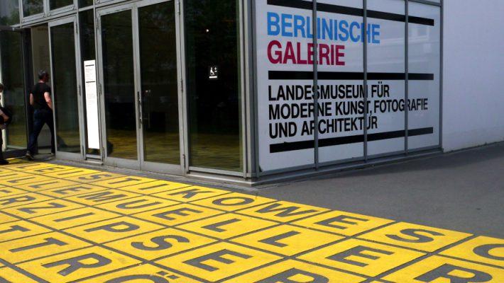 Berlinische Galerie: Fotografierte Ferne - Fotografen auf Reisen