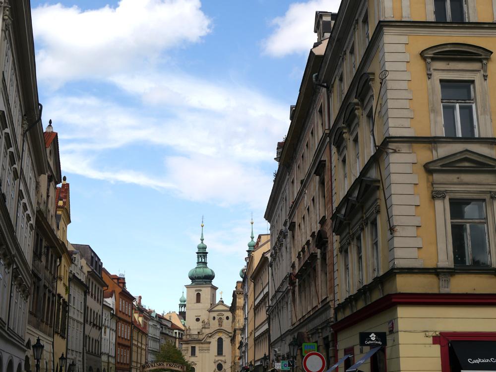 Kafka in Prag: Josephstadt