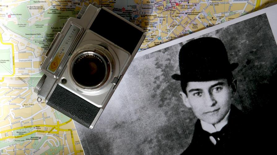 Kafka in Prag
