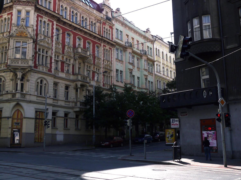 Prag-Vinohrady