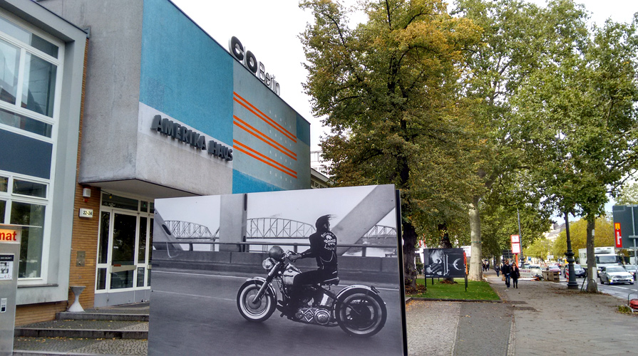 Danny Lyon im C/O Berlin