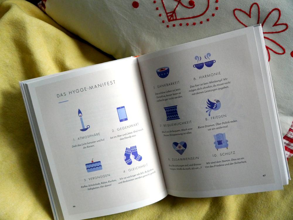 Hygge: Ein Blick ins Buch