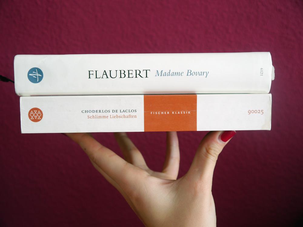 Zeitlose Klassiker der französischen Literatur