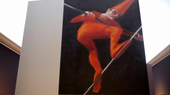 Hinter der Maske. Künstler in der DDR - Museum Barberini in Potsdam