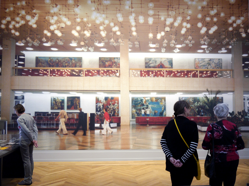 Museum Barberini: Ein Blick in den Palast der Republik