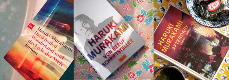 Lesen 2017: Haruki Murakami