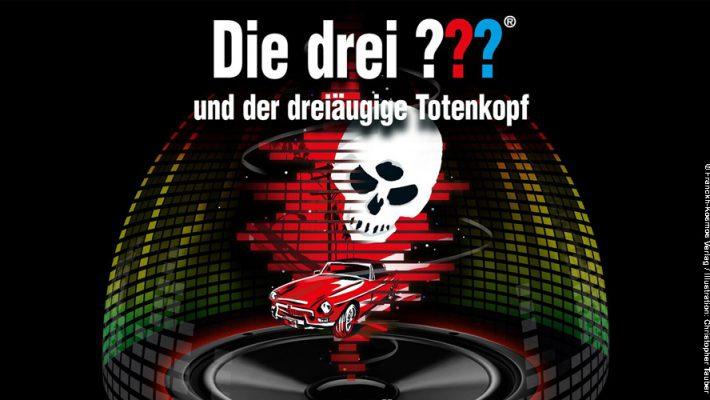 Die drei ??? und der dreiäugige Totenkopf im Zeiss-Planetarium Berlin