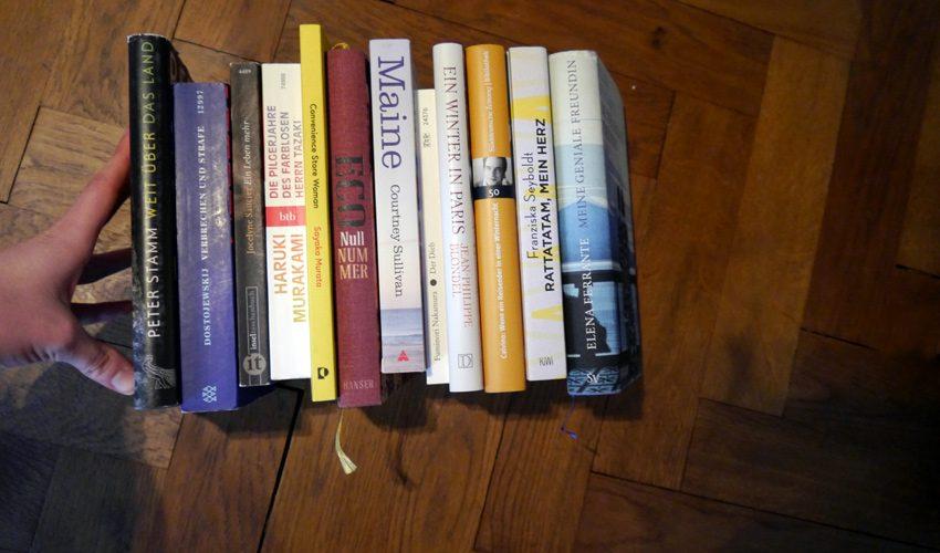 Lesen 2018 – Mein persönlicher literarischer Jahresrückblick