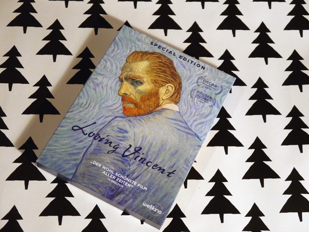 Einer der schönsten Geschenktipps für Kunstfreunde: Loving Vincent