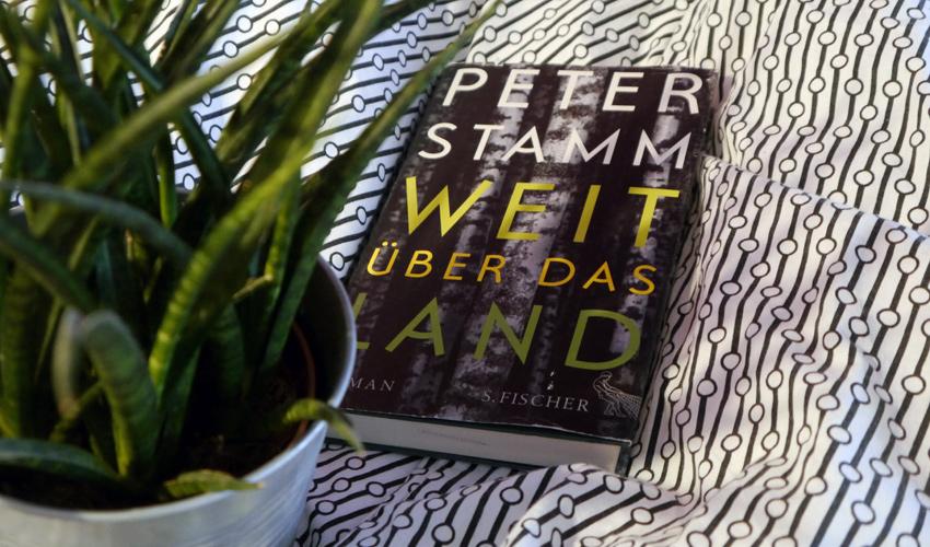 Peter Stamm - Weit über das Land
