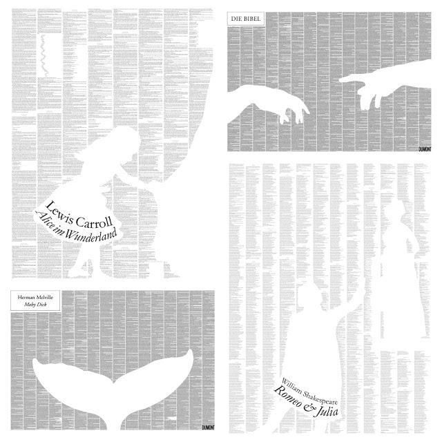 Literatur zum Aufhängen: Wandromane von Dumont