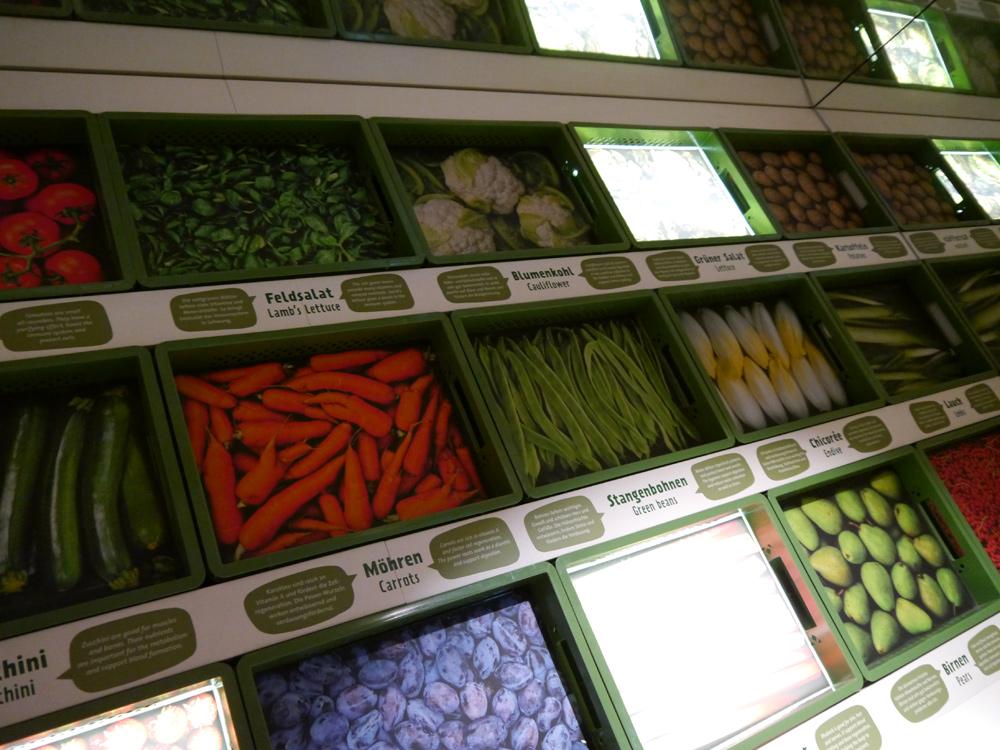 Saisonale und regionale Ernährung