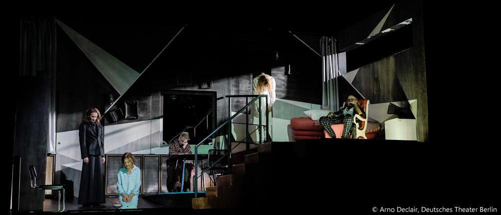 Drei Schwestern - Deutsches Theater Berlin, © Arno Declair