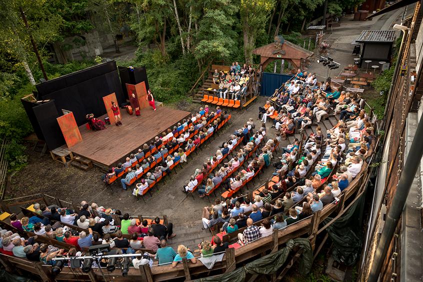 Shakespeare Company im Natur-Park Schöneberg