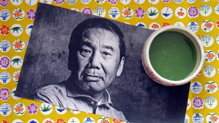 Haruki Murakami, der berühmte japanische Schriftsteller (Foto: Sommerdiebe.de)