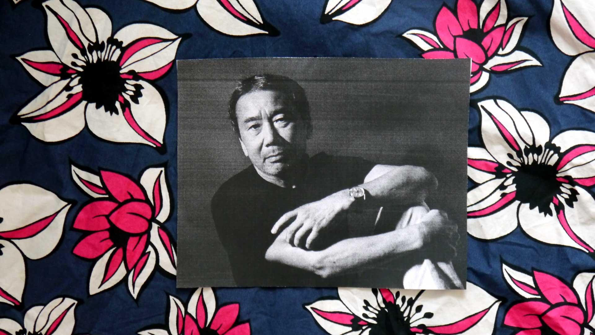 """Haruki Murakami, Autor von Romanen wie """"Gefährliche Geliebte"""", """"1Q84"""" und """"Naokos Lächeln"""""""