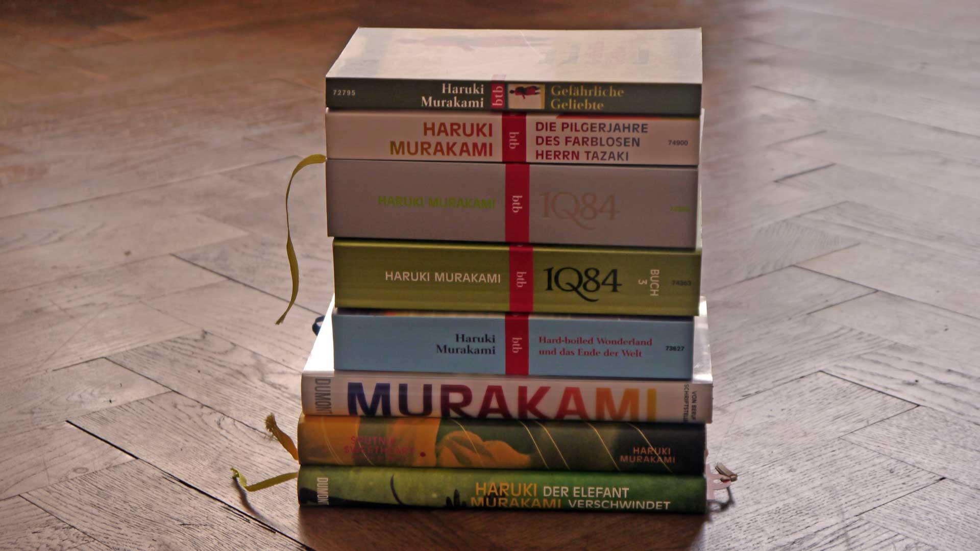 Der japanische Schriftsteller hat mittlerweile bereits rund 30 Werke verfasst, darunter Romane, Erzählungen und Sachbücher. (Foto: Sommerdiebe.de)