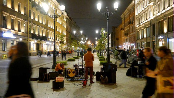St. Petersburg beheimatet fast 5 Millionen Einwohner und ist eine der pulsierendsten Metropolen Europas. (Foto: Sommerdiebe.de)
